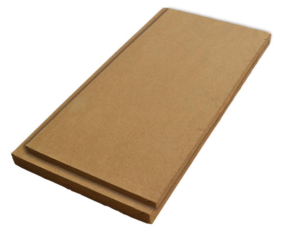 Isolante in fibra di legno