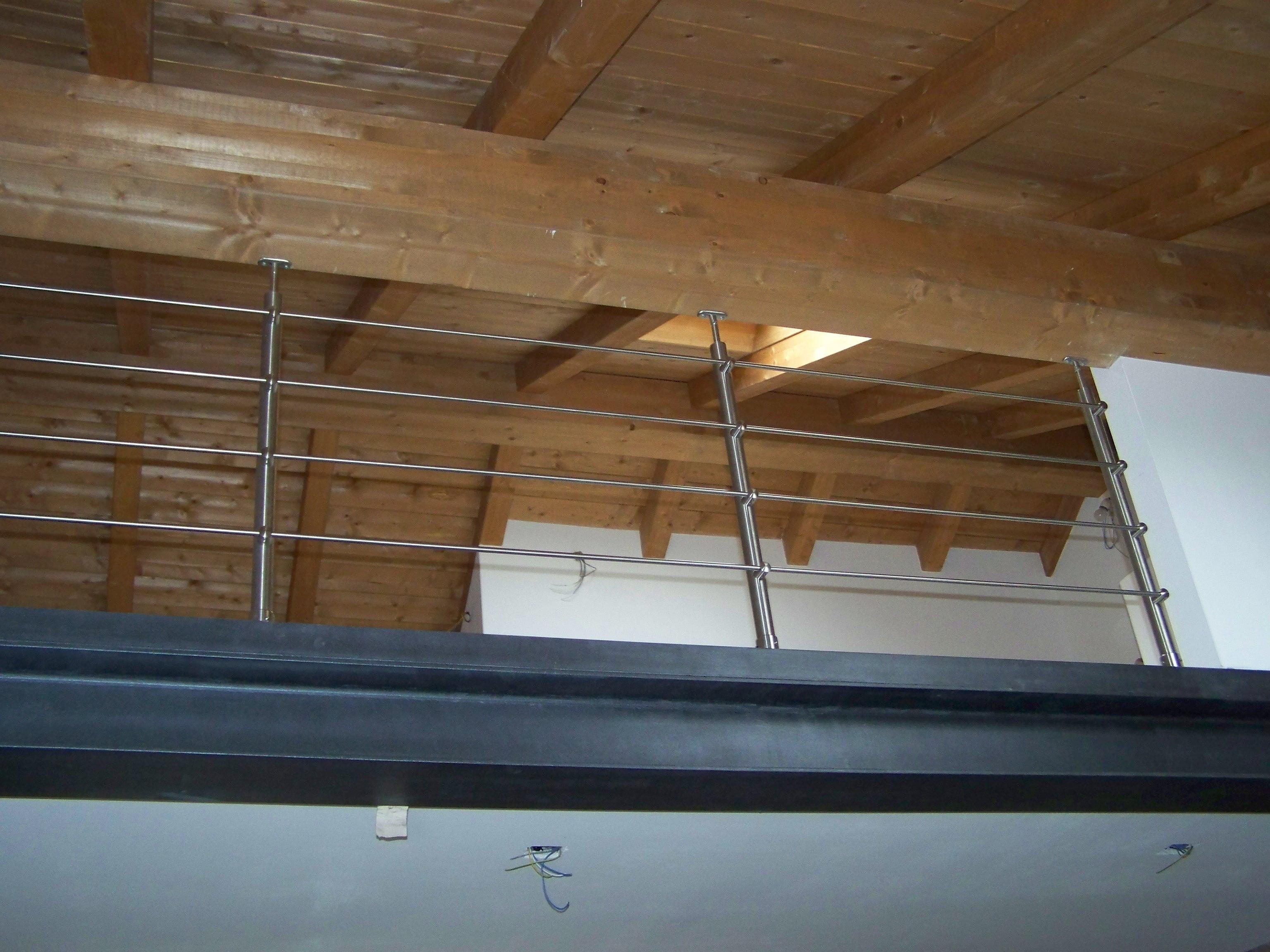 33 soppalco legno abete lamellare tetto saronno