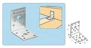 4 angolari in metallo per legno cereda legnami agrate for Assistenza velux telefono
