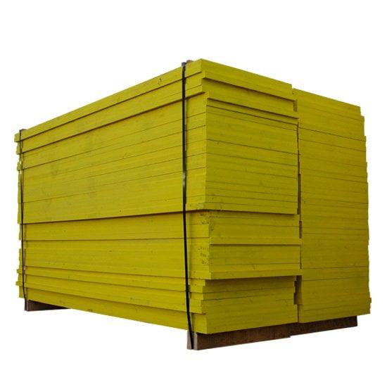8 pannelli per armatura gialli cereda legnami agrate brianza - Pannelli gialli tavole armatura ...