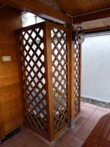 Grigliato di legno per esterno monza cereda legnami for Grigliati in legno ikea
