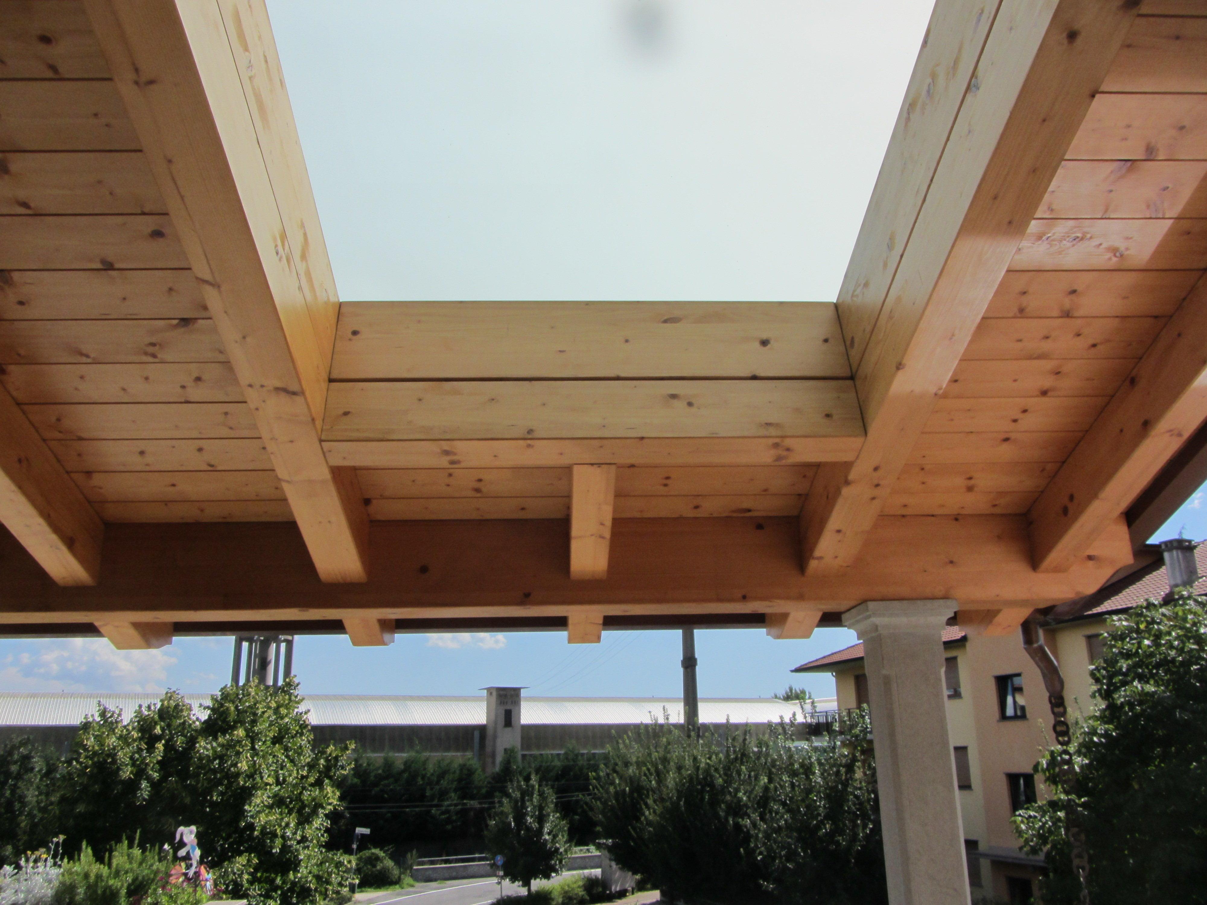 Lucernario fisso per tetto