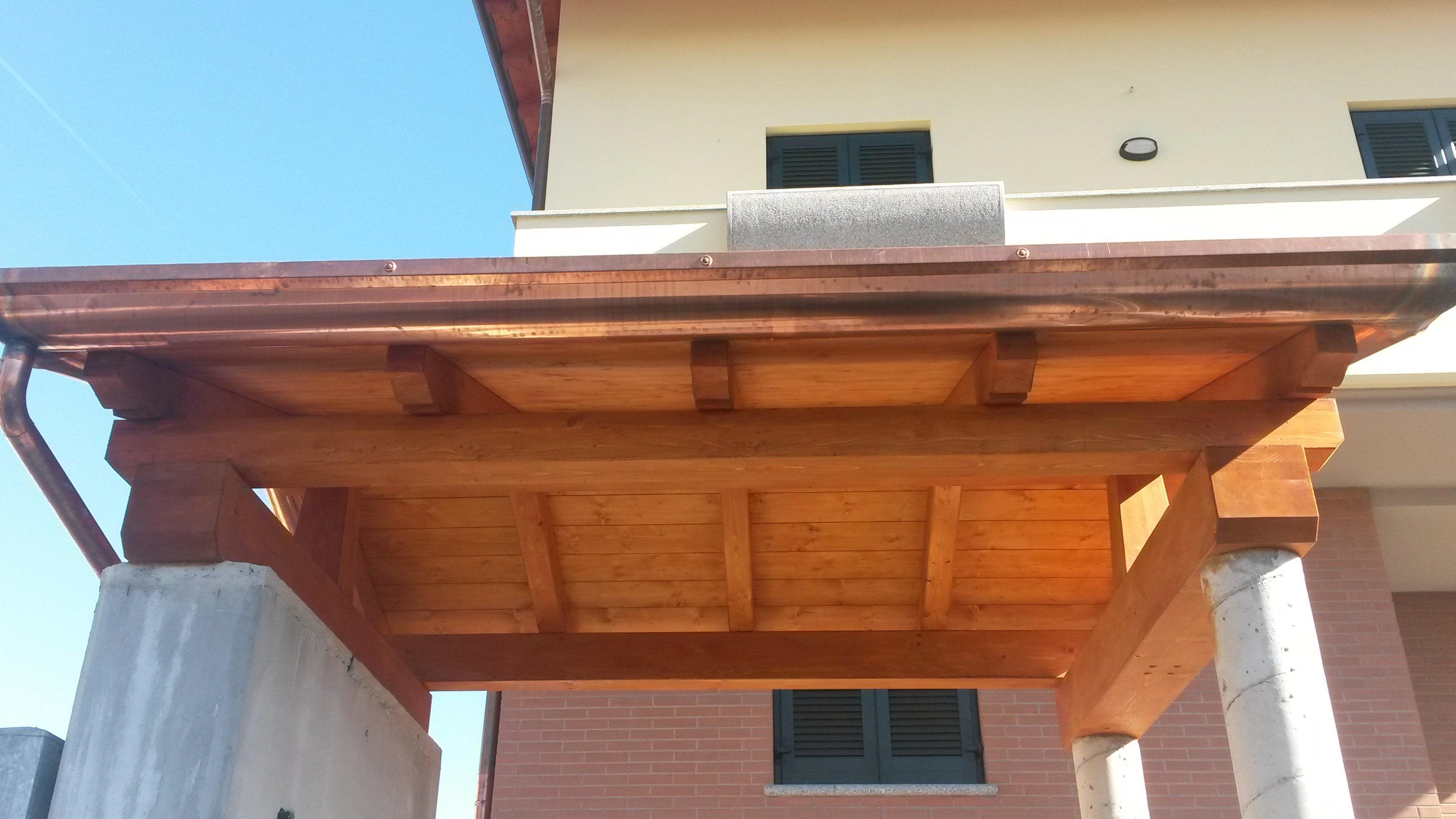 Mobili lavelli tettoia per ingresso casa - Pensiline ingresso casa ...