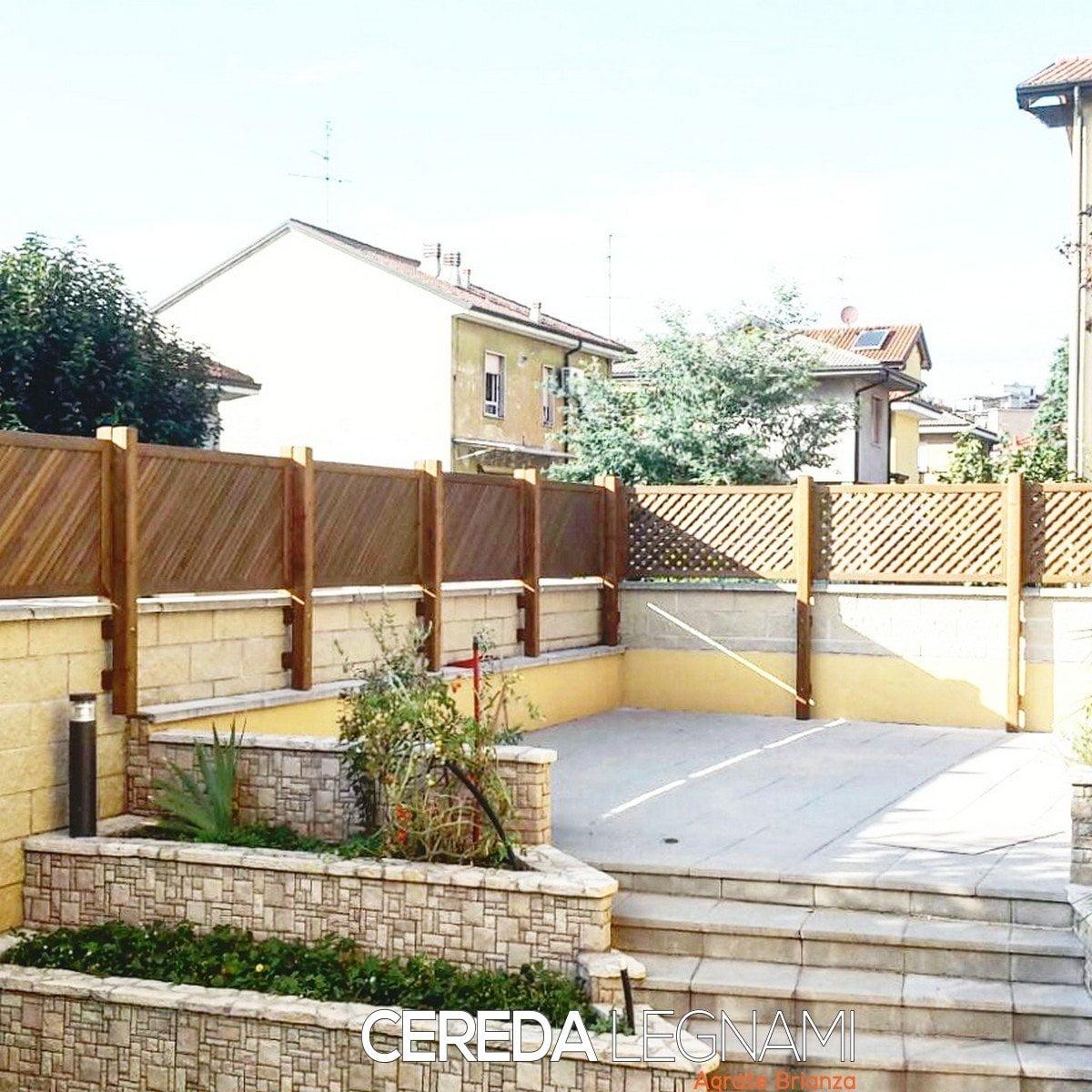 Beautiful balconi e terrazze photos idee arredamento for Arredamento balconi e terrazze