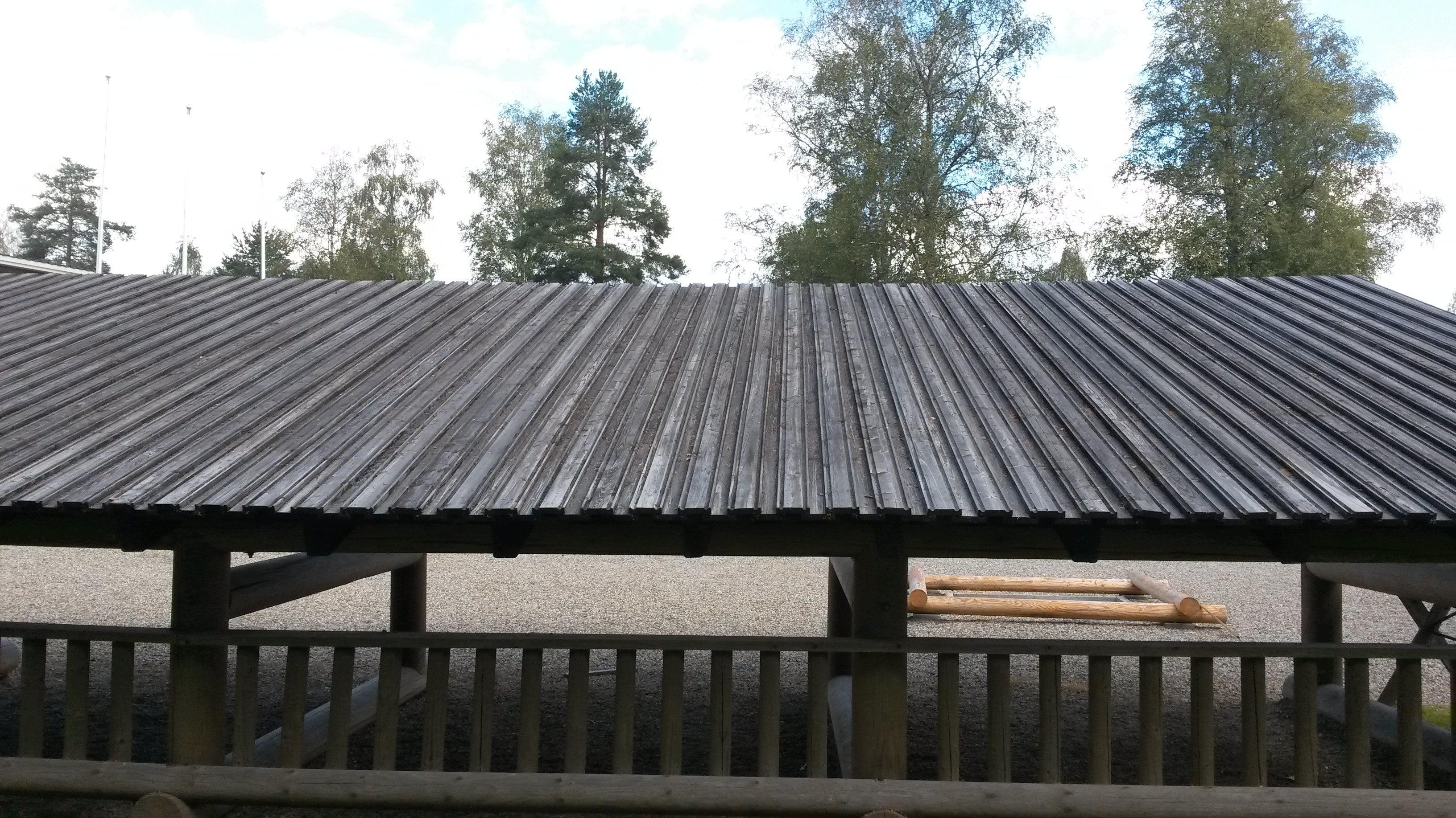 Nordici alla riscoperta di sistemi costruttivi in legno tradizionali