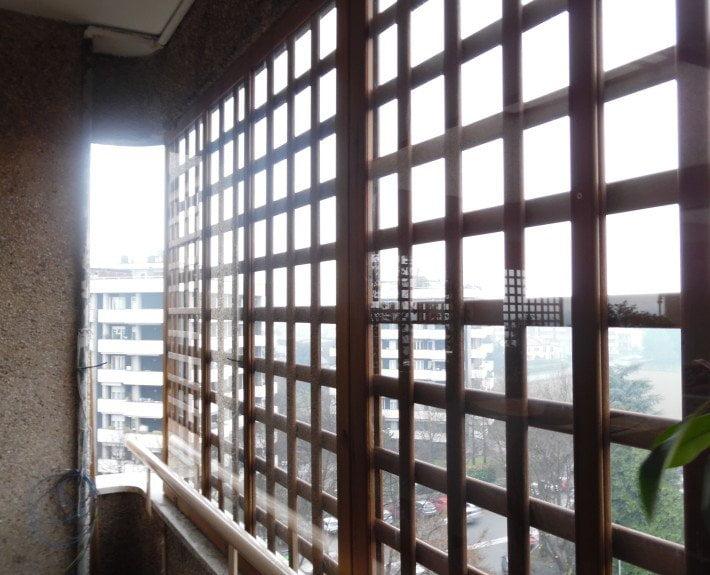 Grigliati per balconi