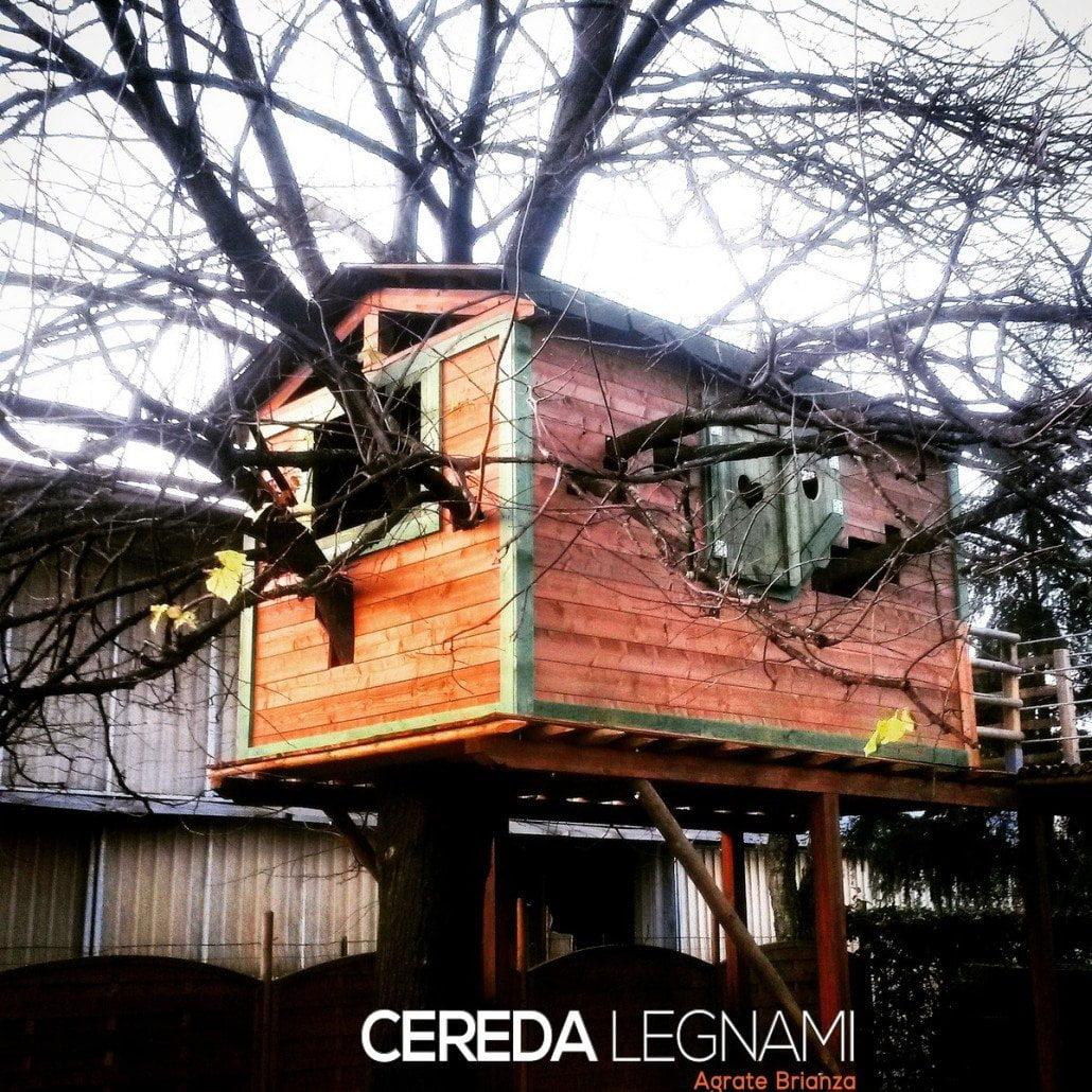 Casetta legno cereda legnami agrate brianza for Casetta in legno usata