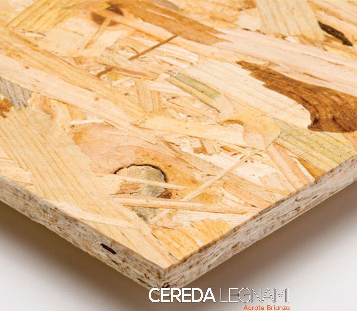 Pannelli Di Legno Osb pannello legno economico - cereda legnami agrate brianza