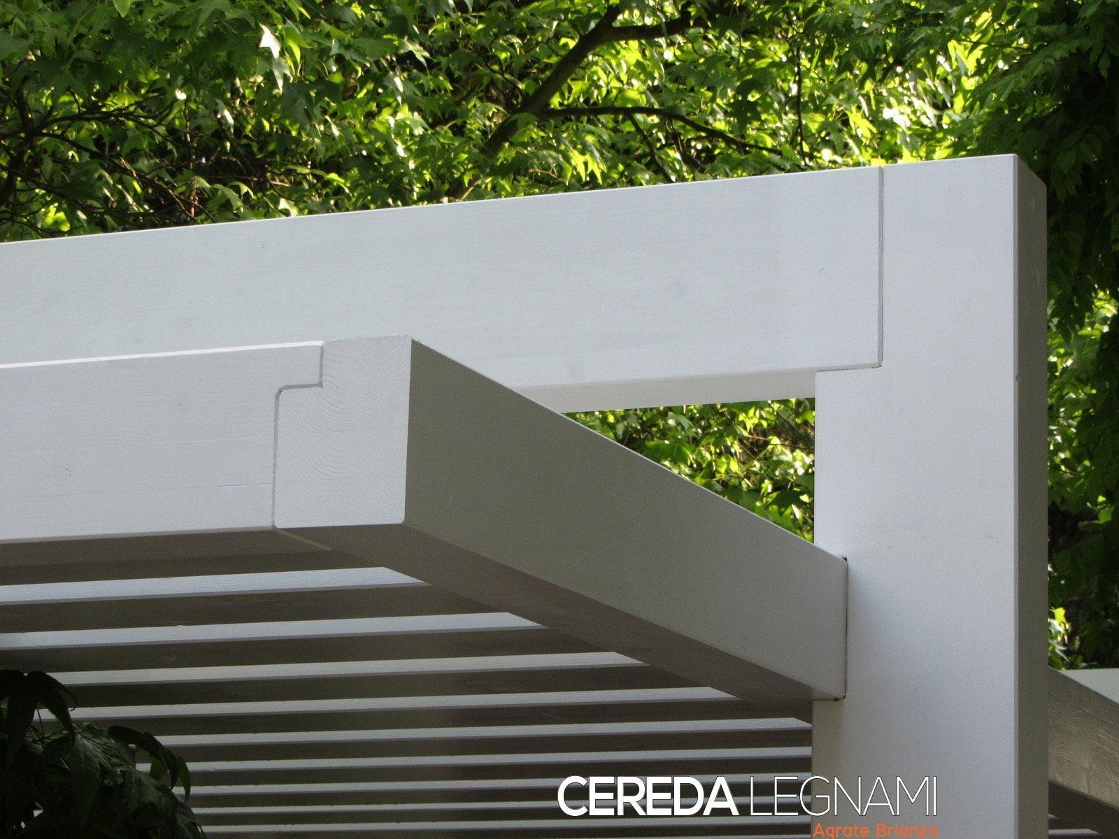 Pergola design   cereda legnami agrate brianza