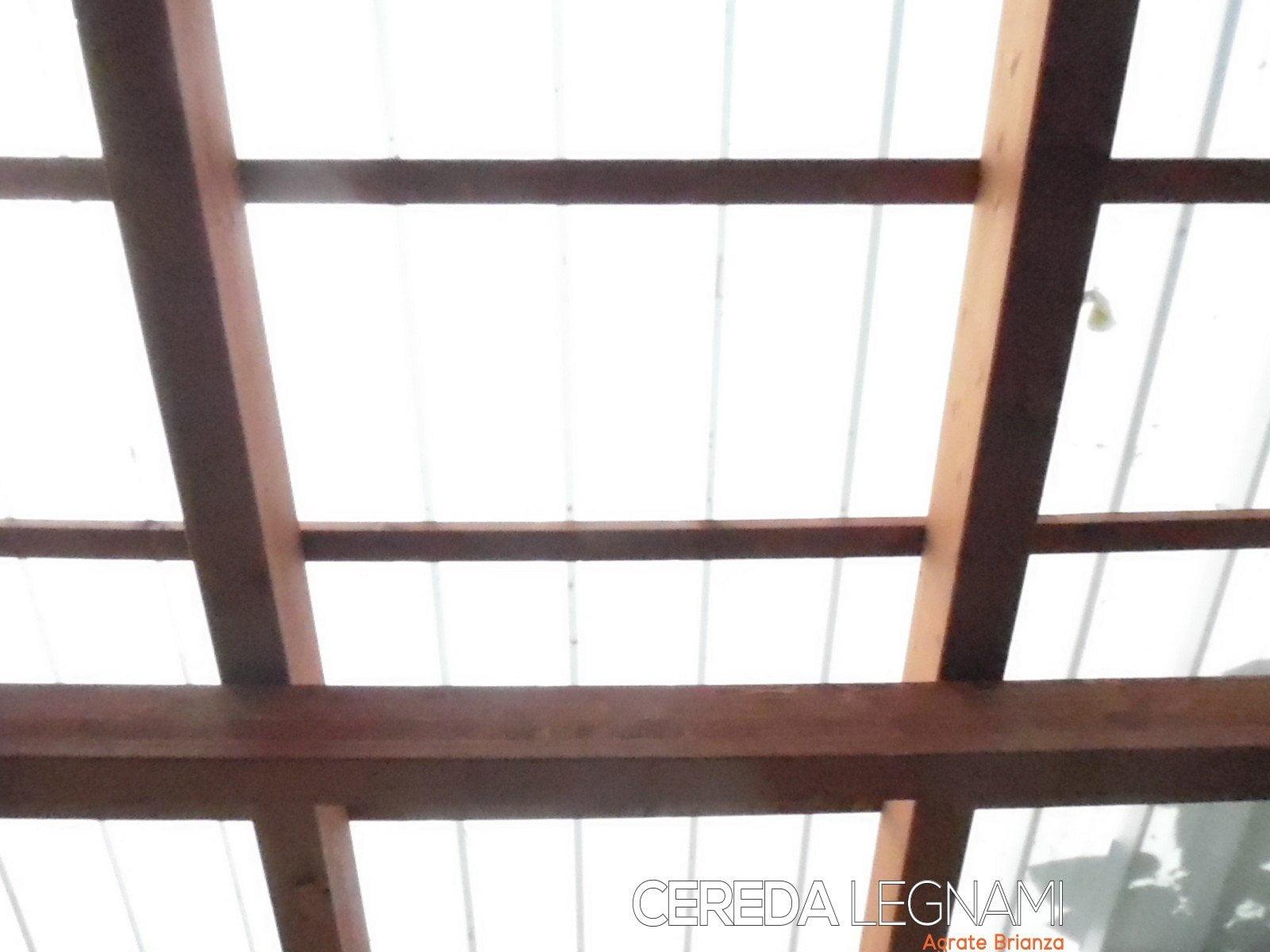 trasparente per coperture