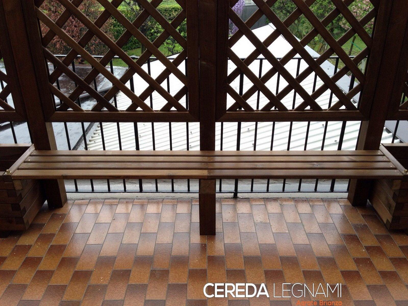 griglie per terrazzi - Cereda Legnami Agrate Brianza