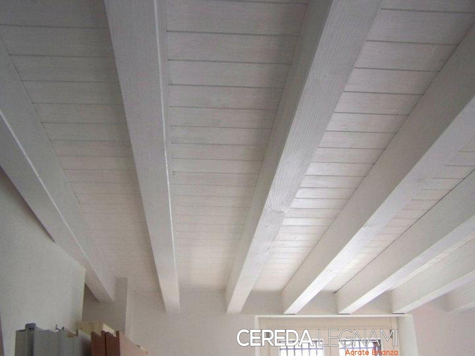 Soffitto In Legno Lamellare : Legno lamellare fornitura e posa in opera per solai solette e
