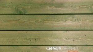 Prodzione di perline in legno di abte per interno colorate , spazzolate ed impregnate color legno : Noce , Rovere , Larice , Mogano , Miele e Bianco