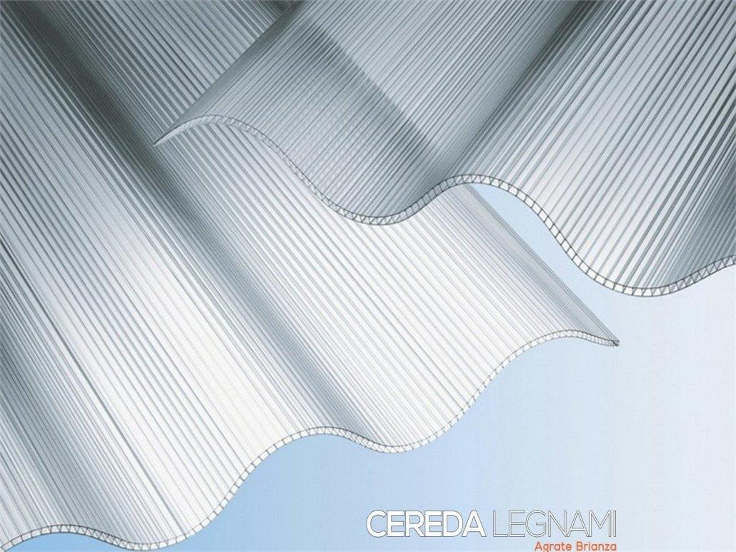 2 policarbonato alveolare cereda legnami agrate for Cereda legnami