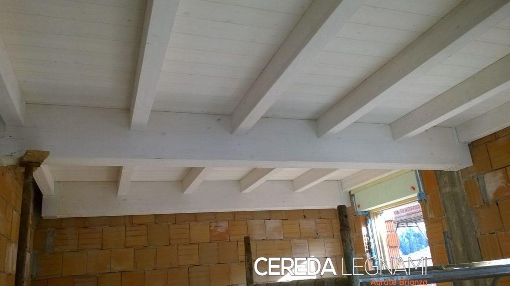 Legno Bianco Sbiancato : Pavimento gres porcellanato effetto legno rovere bianco pavimento