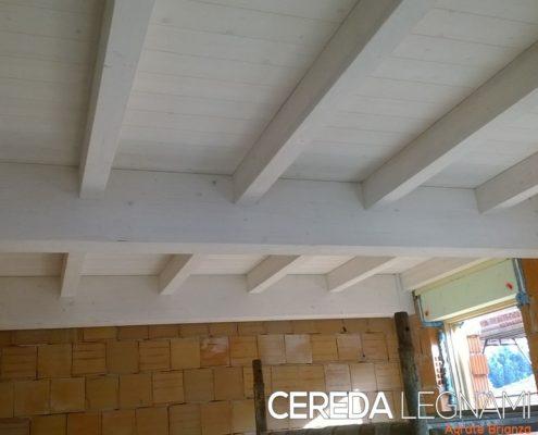 realizzazione e posa in opera solai, solette e soppalchi in legno - Cereda Legnami Agrate Brianza
