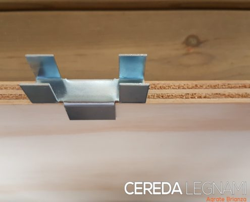 ferramenta strutture in legno - Cereda Legnami