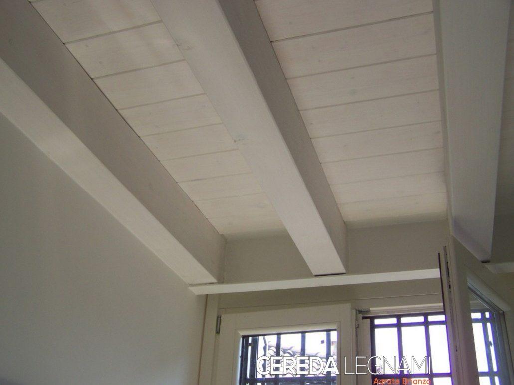 Soffitto Travi A Vista Bianco produzione e posa di solai e soppalchi in legno   cereda legnami