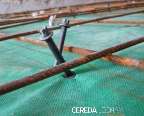 Fase costruttiva solai e solette in legno