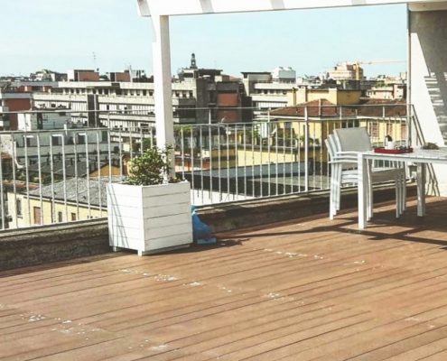 pergolati per balconi e terrazzi