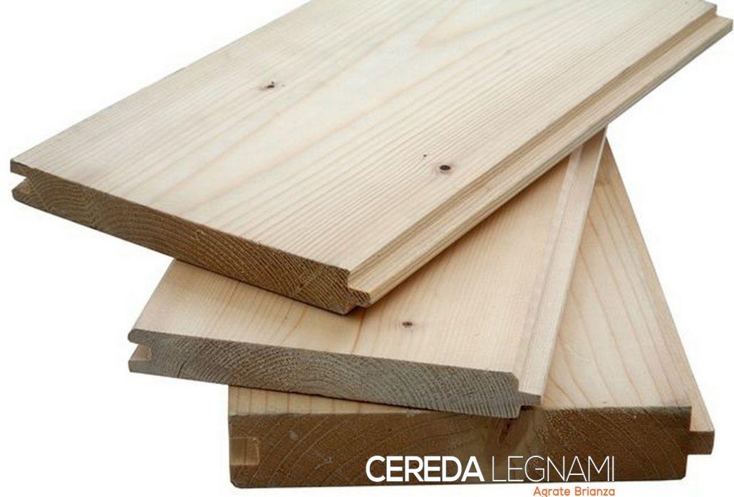 Perline in legno e rivestimenti cereda legnami agrate brianza