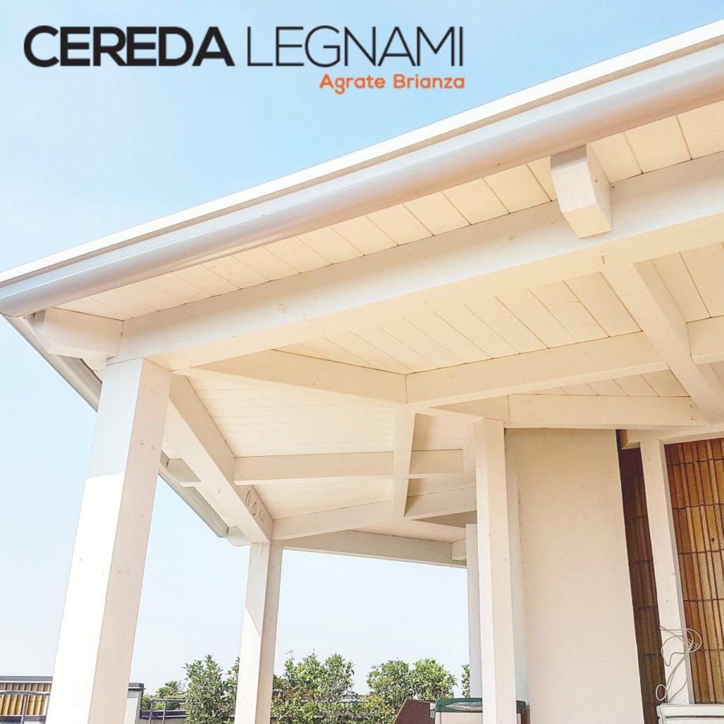 Veranda In Legno Terrazzo realizzazione di verande in legno di design   cereda legnami