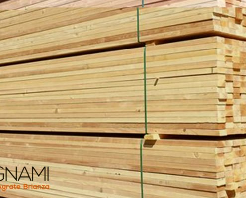 legname economico per allestimenti e fiere fornito da Cereda Legnami