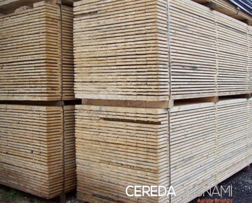 materiale nel nostro magazzino legname