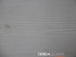 perline abete per rivestimento decapato bianco