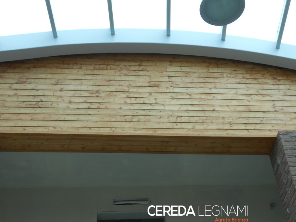 Perline in legno per rivestire pareti e arredare interni cereda legnami - Rivestimento pareti interne in legno ...