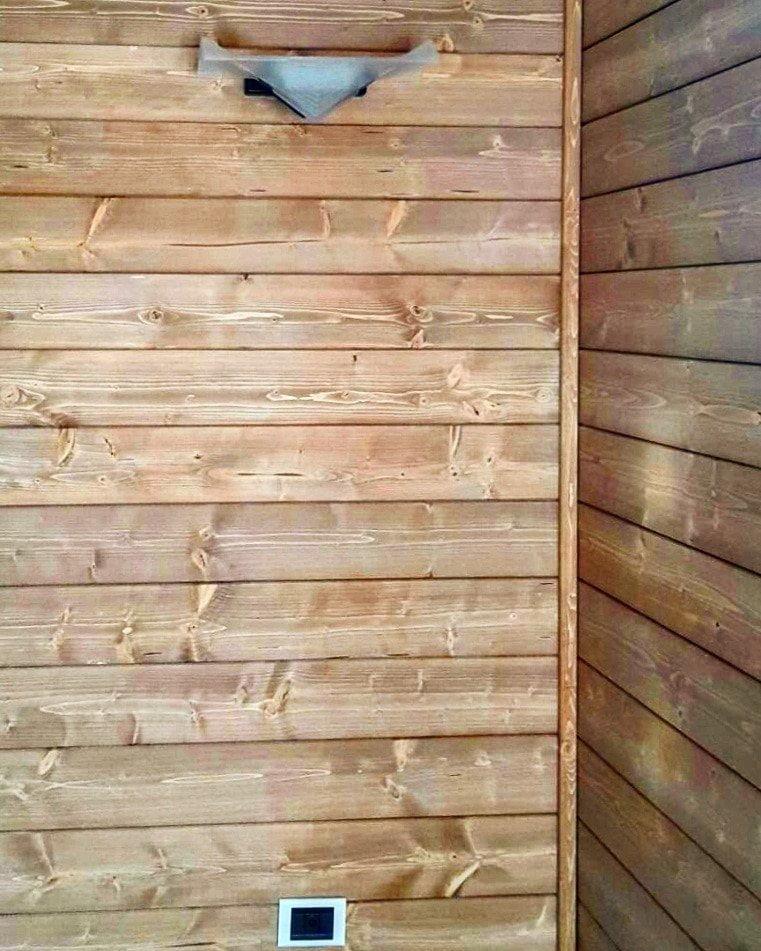 Come isolare con il legno cereda legnami agrate brianza for Tavole colori per pareti