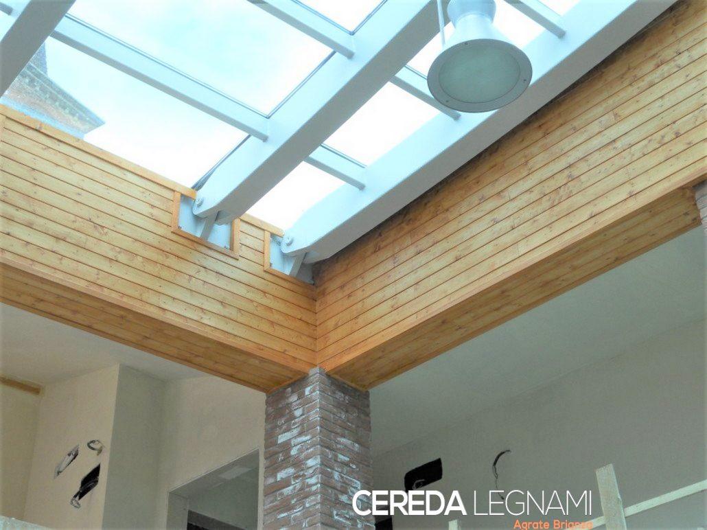 Esempi per rivestire con legno isolante