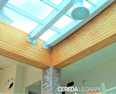 perline legno abete per rivestimento pareti