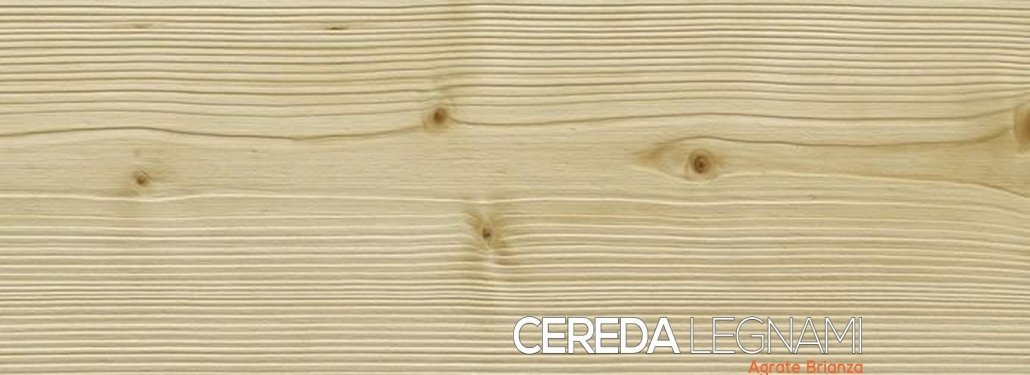 perline in legno spazzolate e non verniciate