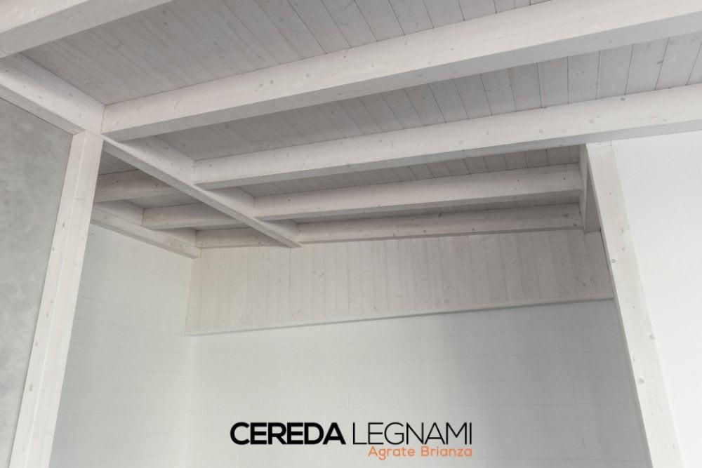 Rivestimenti in legno con perline - Cereda Legnami